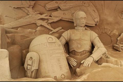 Star Wars: The Force Awakens - Japan Pt 1